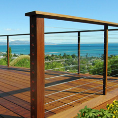 CableRail Deck Railing