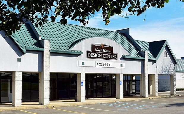 Novi Home Design Center exterior, circa 2017
