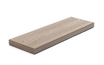 Trex square edged board