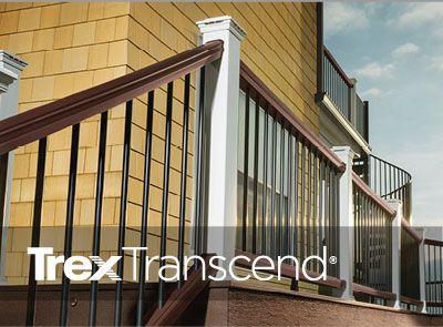 Trex Transcend line railing