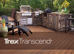 Trex Trancend Line deck