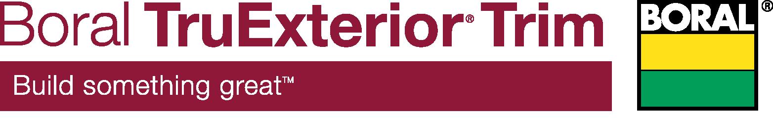 Boral TrueExterior Siding logo