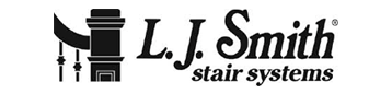 LJ Smith Stairs logo