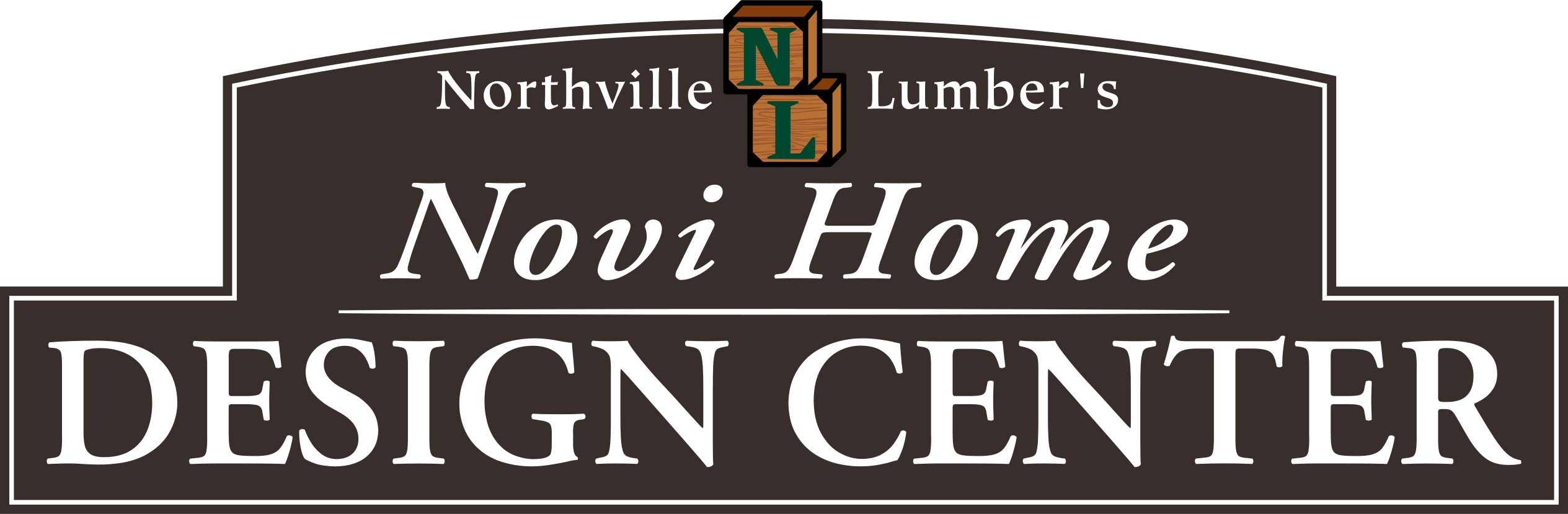 Northville Lumber's Novi Home Design Center Logo